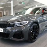 Carsinpixels On Twitter The High Performance Version Of A Car Regarded As A Benchmark In Its Segment The Pixels Grey Dravit Grey Official Colour Name Bmw M340i With Shadow Line Option Which Replaces