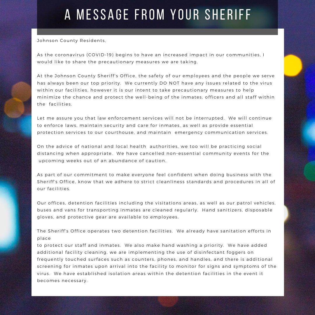 Johnson Co KS Sheriff (@JOCOSHERIFF) | Twitter