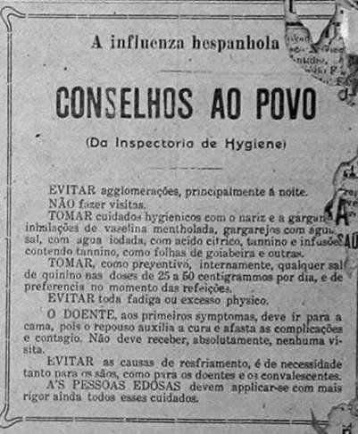 "Dawisson Belém Lopes on Twitter: ""Recomendações para a gripe ..."