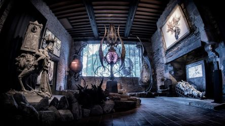Beautiful Bizarre Magazine on Twitter: When you enter this room its beauty and mystery are taking your breath away Our team really fell in love with Naia Museum! Set in the adorable