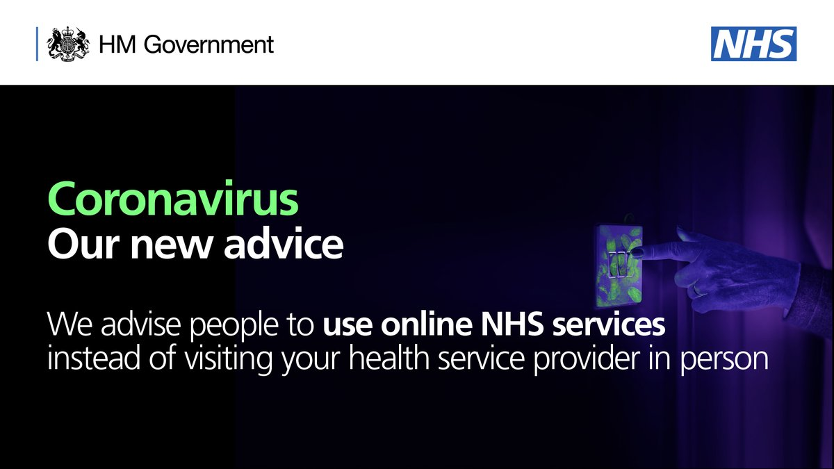 Department of Health and Social Care (@DHSCgovuk) | Twitter