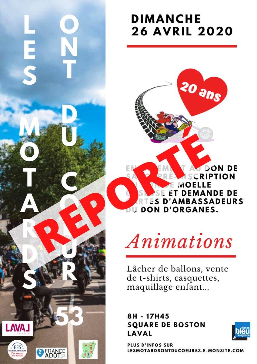 Les Motards Ont Du Coeur : motards, coeur, Motards, Cœur, (@LMODC53), Twitter