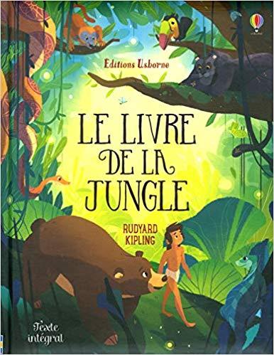 Le Livre De La Jungle Pdf : livre, jungle, Livre, Jungle, Télécharger, Gratuit, (EPUB,