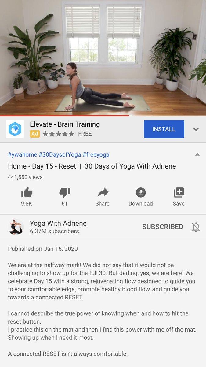 Beautiful girl Yoga Challenge bikini - Yoga challenge for kid