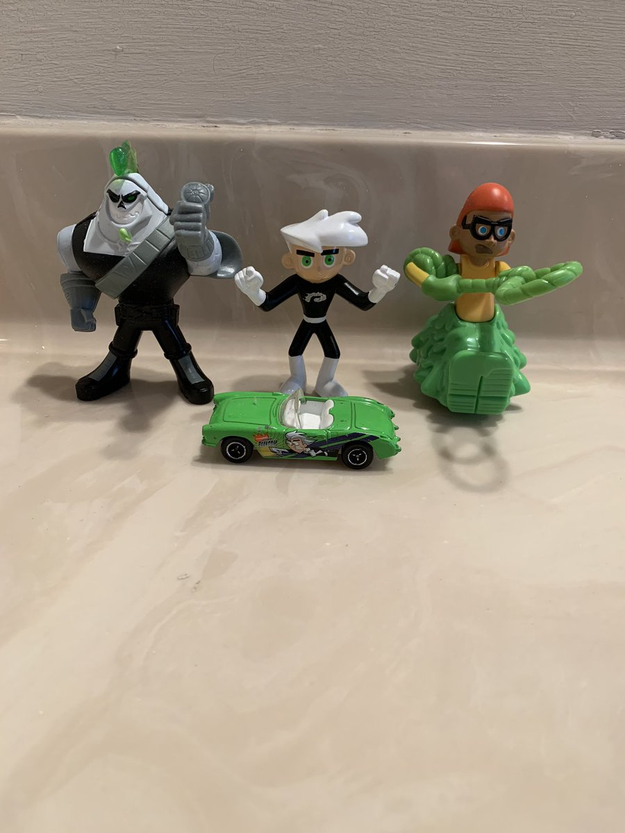 Danny Phantom Toys : danny, phantom, Butch, Hartman, Twitter:,