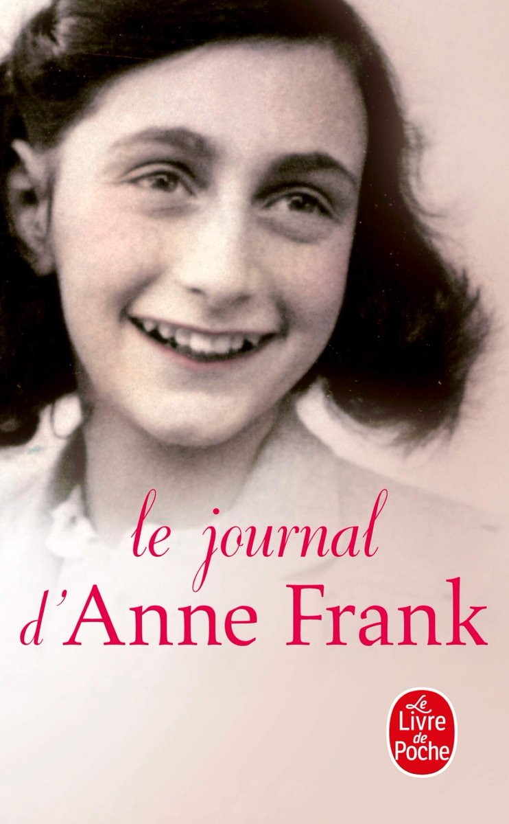 Le Journal D'anne Frank Pdf : journal, d'anne, frank, Frank, Journal, D'Anne