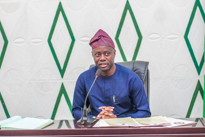 """Seyi Makinde on Twitter: """"I just received my COVID-19 confirmation ..."""