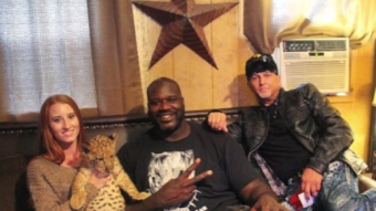 Jeff Lowe Claims Shaq Called To See How Things Are Going