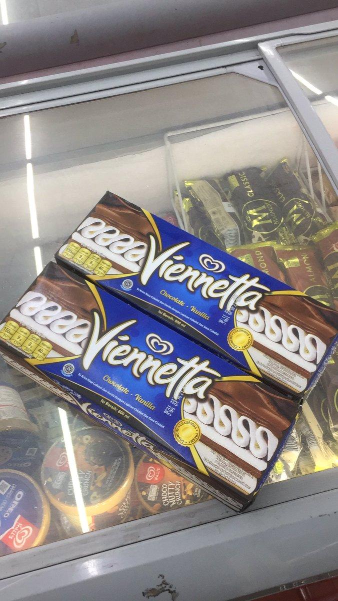 Es Cream Viennetta Indomaret Harga : cream, viennetta, indomaret, harga, Panda, #KickBack, Twitter:, Beli…