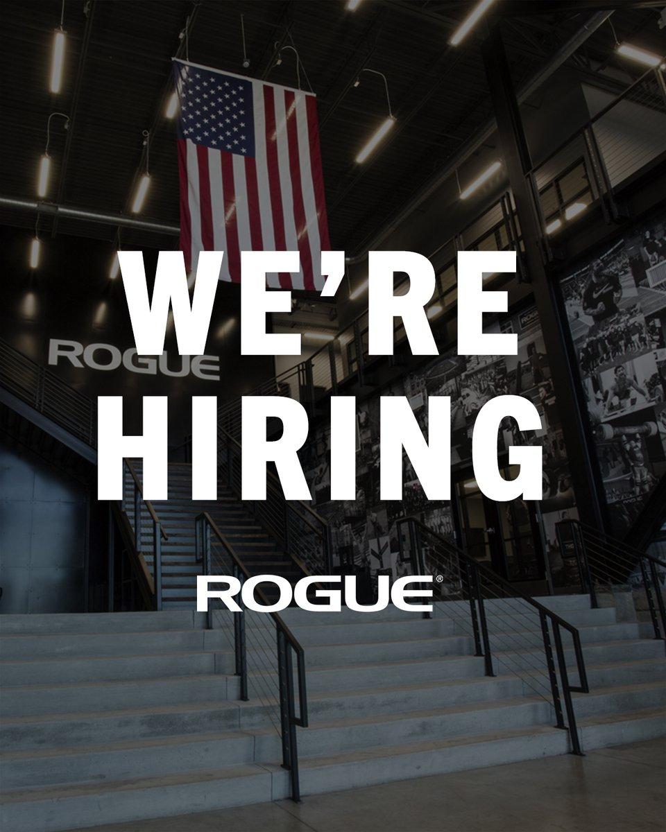 Rogue Fitness Jobs Columbus Ohio : rogue, fitness, columbus, Rogue, Fitness, Twitter:, Hired, Close, People, More!