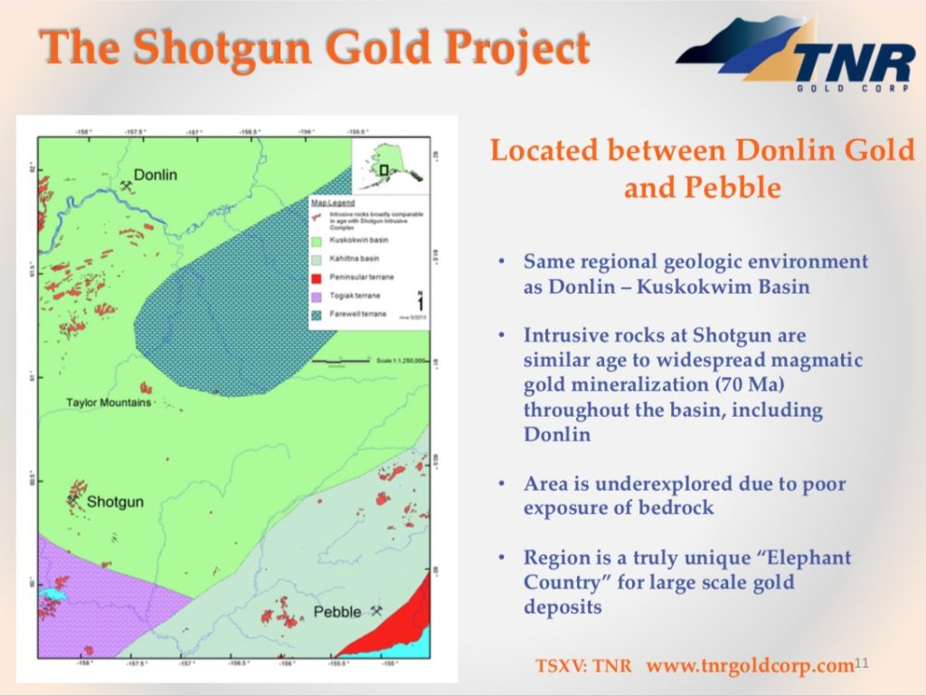 $TNR.v Shotgun Project, #NovaGold And #Gold In The Alaskan Elephant Country: Gia... 25