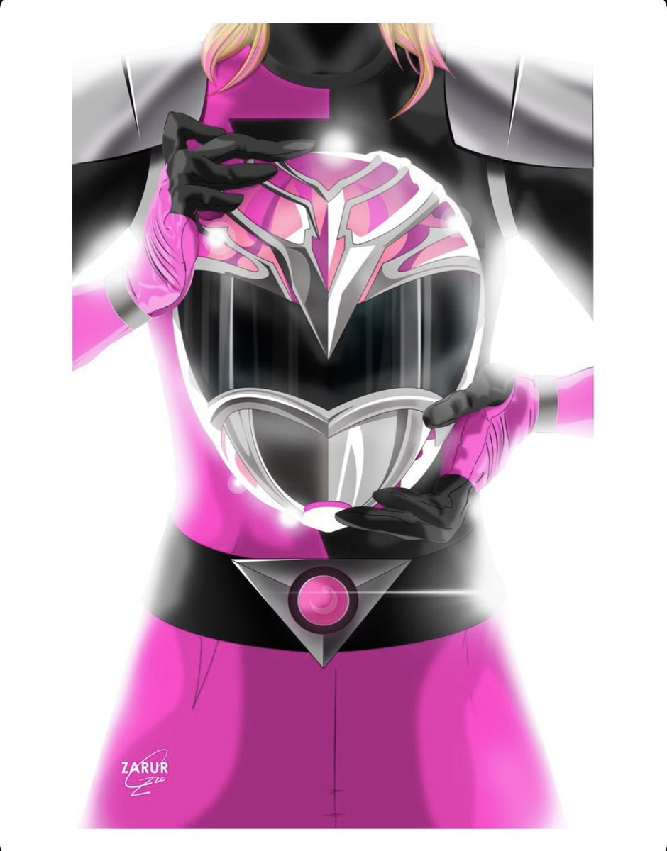Power Rangers Hyperforce : power, rangers, hyperforce, Meghan, Camarena, Twitter:,