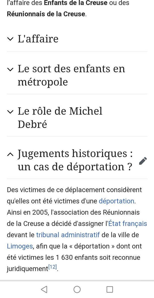 La Deportation Des Reunionnais De La Creuse : deportation, reunionnais, creuse, Margaritis, Schinas, Twitter:,