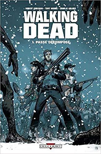 The Walking Dead Bd Lecture En Ligne Gratuit : walking, lecture, ligne, gratuit, Telecharger, Walking, Dead,, Passé, Décomposé