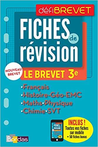 Quiz Révision Brevet Physique-Chimie - Le Parisien Etudiant