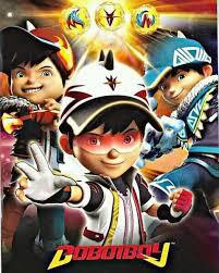 BoBoiBoy Movie 2   The Smurfs 2