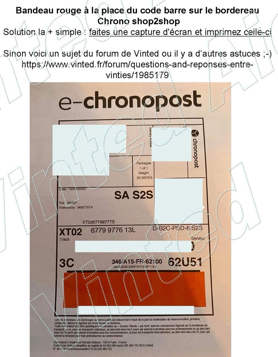 Comment Envoyer Un Colis Chronopost : comment, envoyer, colis, chronopost, Hashtag, #chronoshop2shop, Twitter