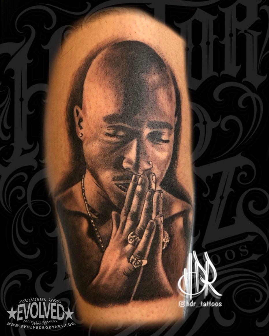 Evolved Tattoo : evolved, tattoo, Evolved, Twitter:,