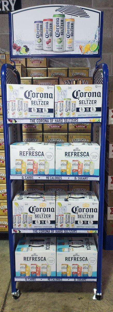 Carbs In Corona Refresca : carbs, corona, refresca, BREW-THRU, Twitter:,