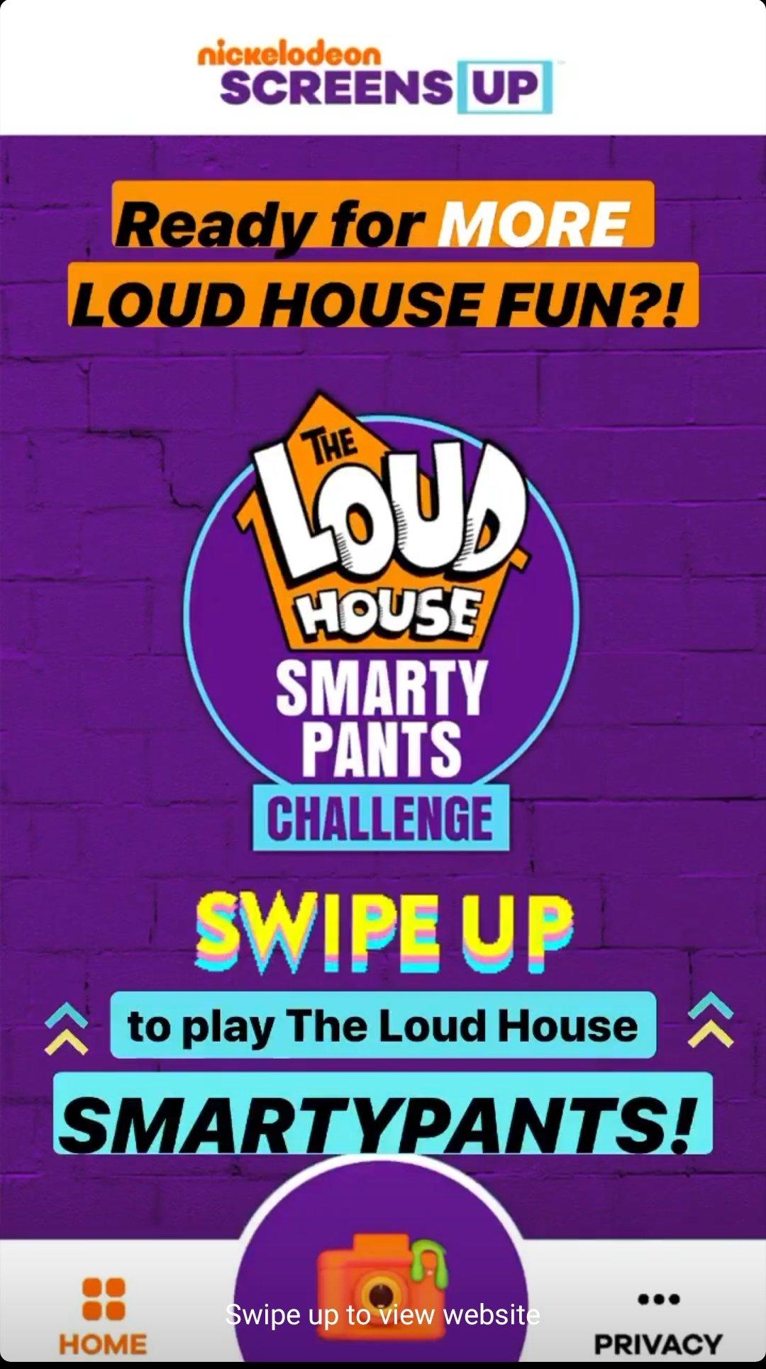 Spongebob Smarty Pants Challenge Game : spongebob, smarty, pants, challenge, Fanpage, House, Casagrandes, Twitter:,