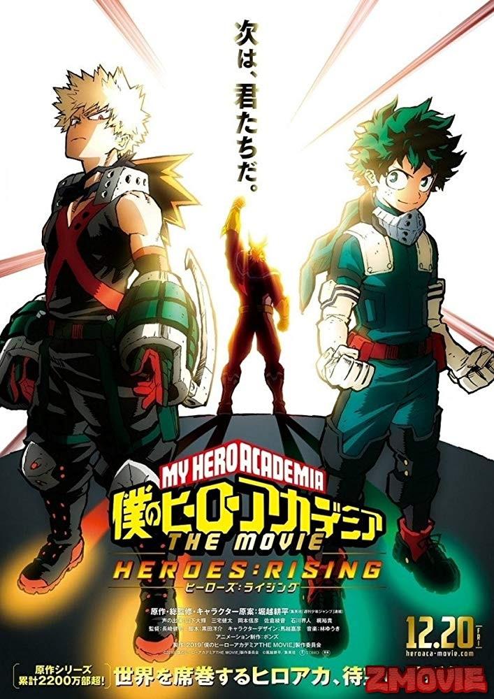 My Hero Academia 02 Vostfr : academia, vostfr, Watch, Academia, Heroes, Rising, FULL'Movie, (@WatchMyHero2020), Twitter