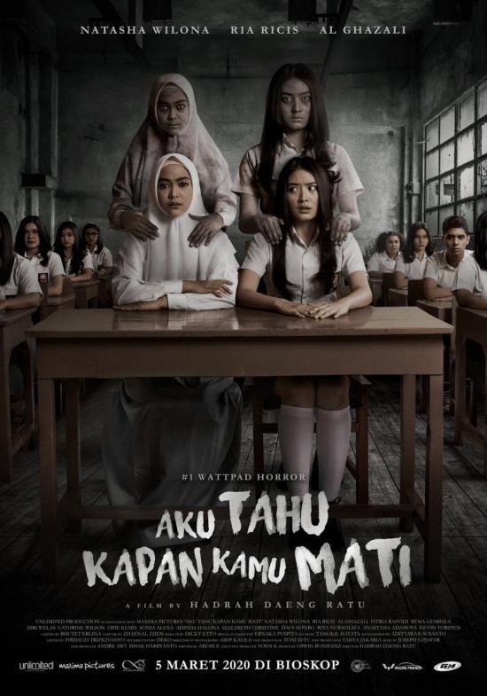 Aku Tau Kapan Kamu Mati (2020) Full Movie Indo