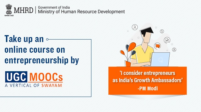 Ministry Of Education On Twitter Learn The Basics Of Entrepreneurship And Essential Concepts Like Opportunity Identification Analysis Contemporary Models Of Business More Learners Take Up The Entrepreneurship Course Begin