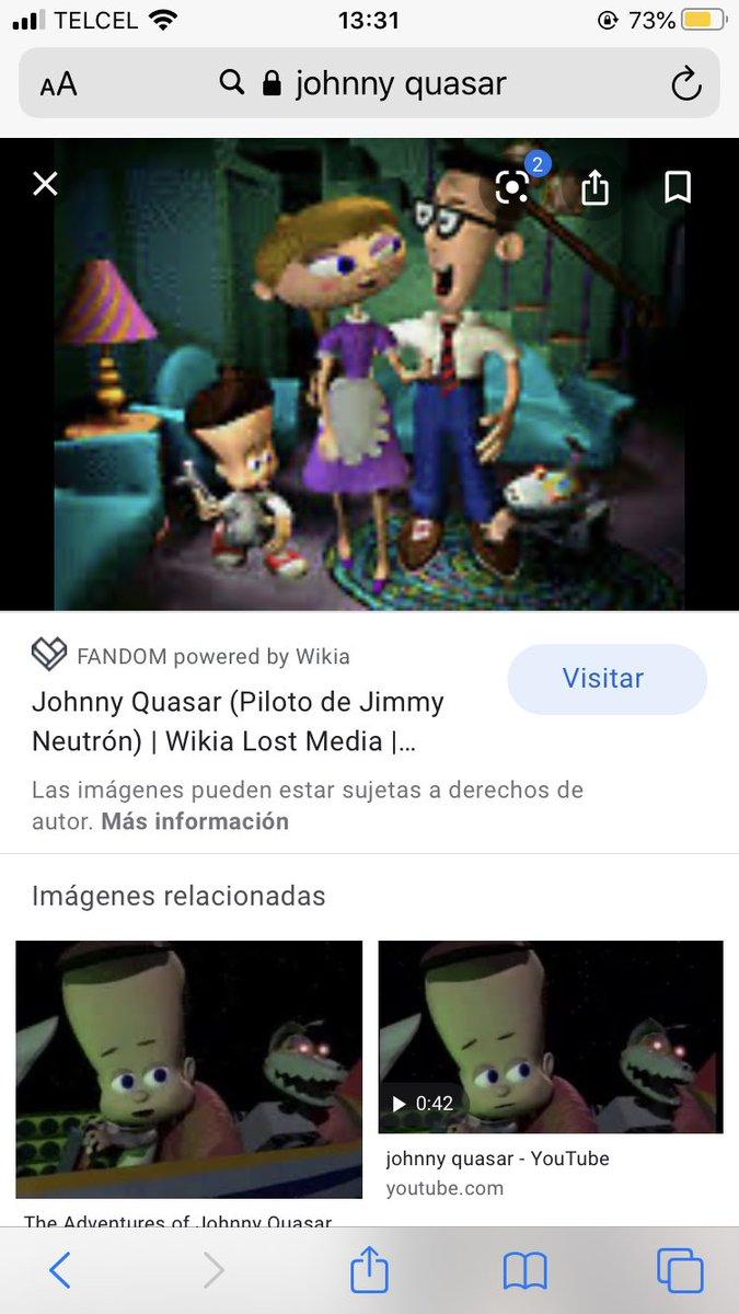 Jimmy Neutron Johnny Quasar : jimmy, neutron, johnny, quasar, Andrés, Twitter:,