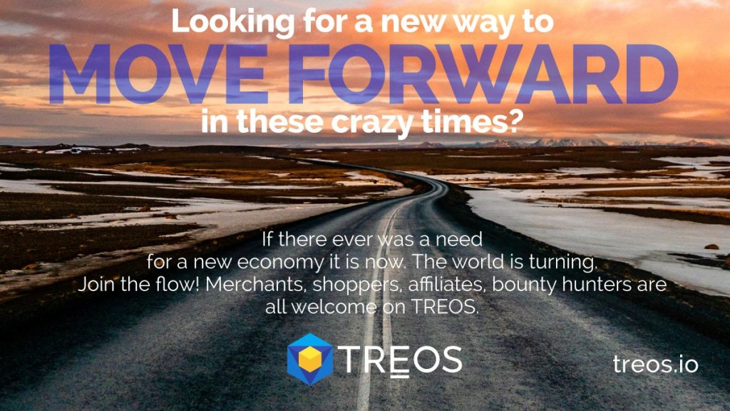 #TREOS is an online marketplace built for the people by the people. In these cra... 4