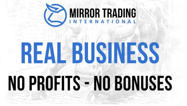 Mirror Trading International is a real #business If the #Ai bot isn't in profit ... 4