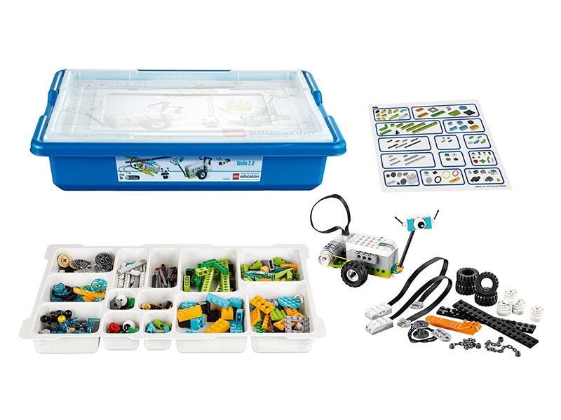 Eay9w8DXkAE8vu1 - Raising Robots - LEGO Mindstorms EV3 & WeDo