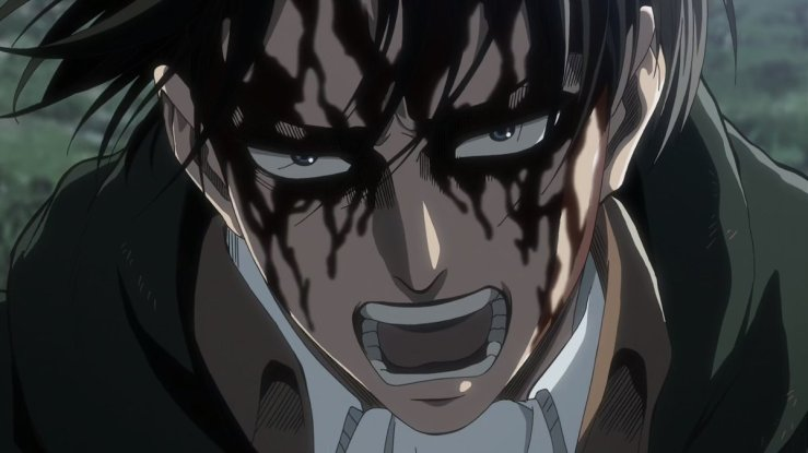 strongest soldier in attack on titan