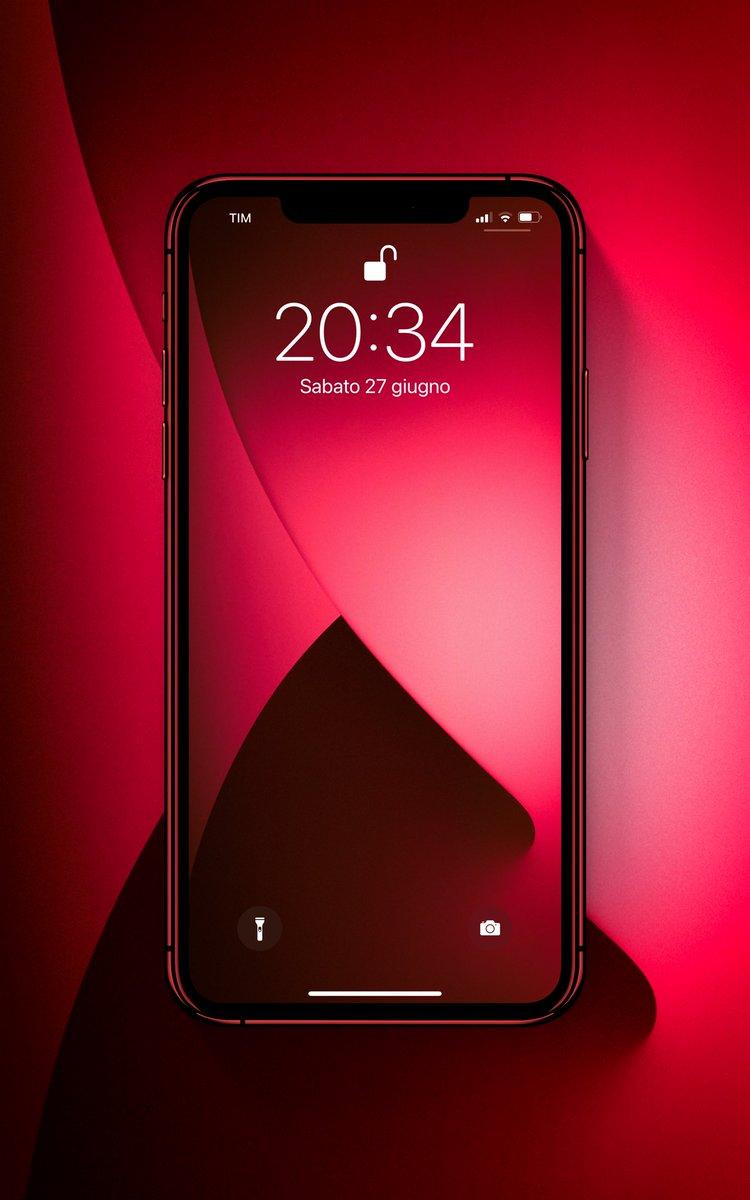Iphone 11 Red Wallpaper : iphone, wallpaper, Twitter:,