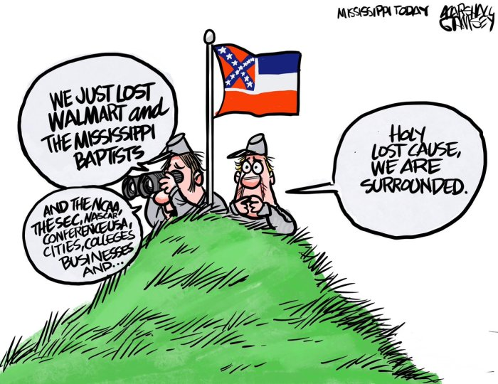 """Marshall Ramsey on Twitter: """"Four of the cartoons I did about the changing of the #MississippiFlag (in order of appearance) @MSTODAYnews… """""""