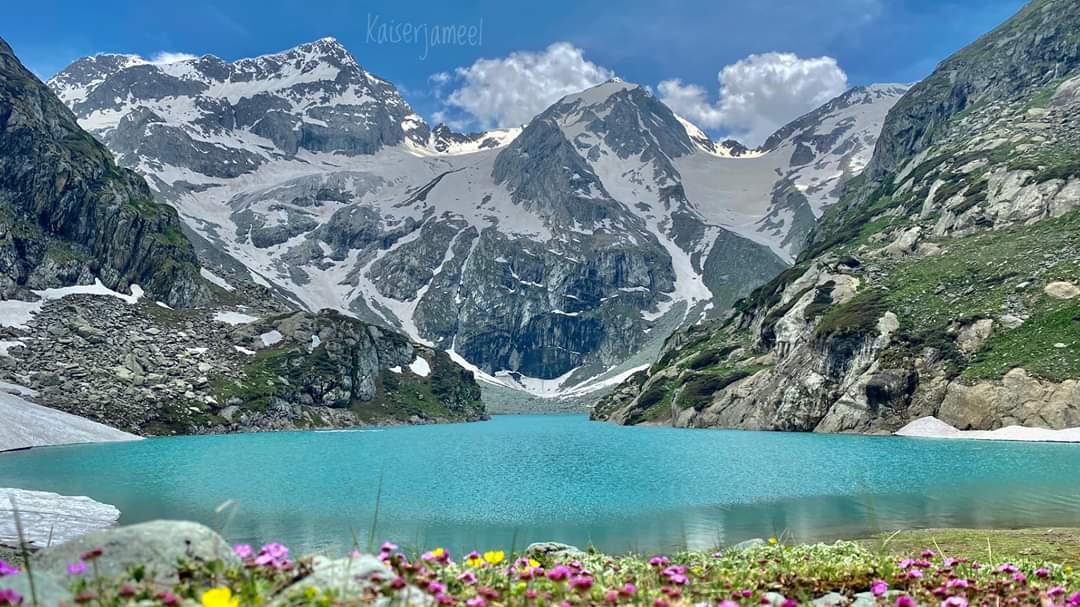 tullian lake Pahalgam tourism places to visit