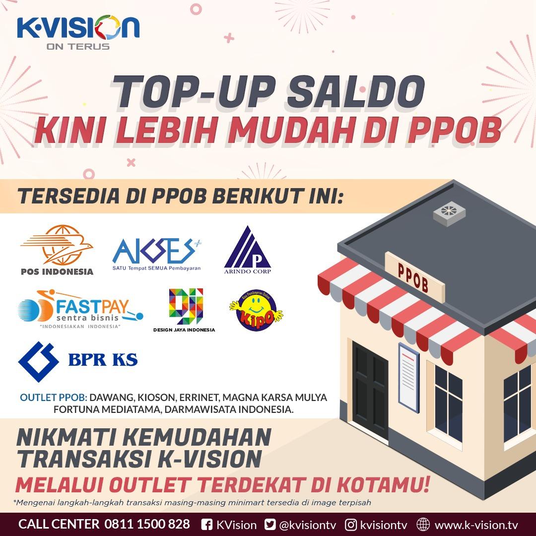 Kvision On Twitter Hallo Kak Ppob Adalah Payment Point Online Bank Atau Suatu Loket Layaknya Bank Yang Dapat Digunakan Untuk Membayar Berbagai Tagihan Dalam Satu Tempat Https T Co 4uop4t70yp