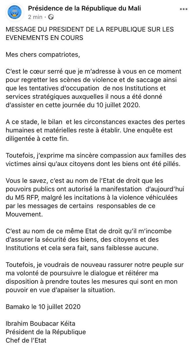 Je Reste Sur Ma Fin : reste, Christian, Klatt, Twitter:, According, Reuters, State, #ORTM, Offline, After, People, Ground, Probably, Inside, Station., #Bamako…, Https://t.co/Zz1MbghxSl