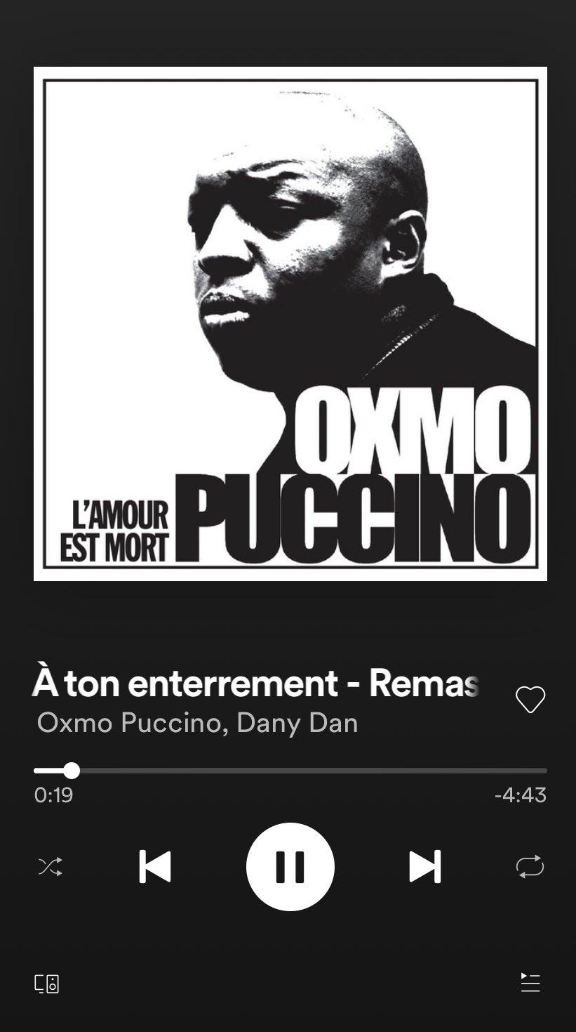 L Amour Est Mort Oxmo : amour, Sindanu, Twitter:,