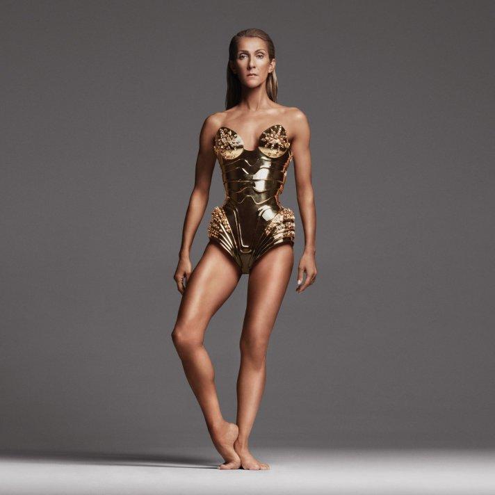 "Celine Dion on Twitter: ""Live life by the golden rule ✨ // Vivez la vie en  respectant la règle d'or ✨ - Team Céline #Courage #sunday #MuglerArchives  Styled by Pepe Munoz &"
