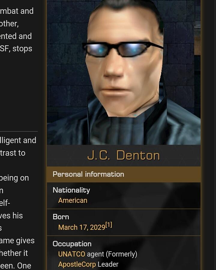 Jc Denton Profile Picture : denton, profile, picture, FABINO, Twitter: