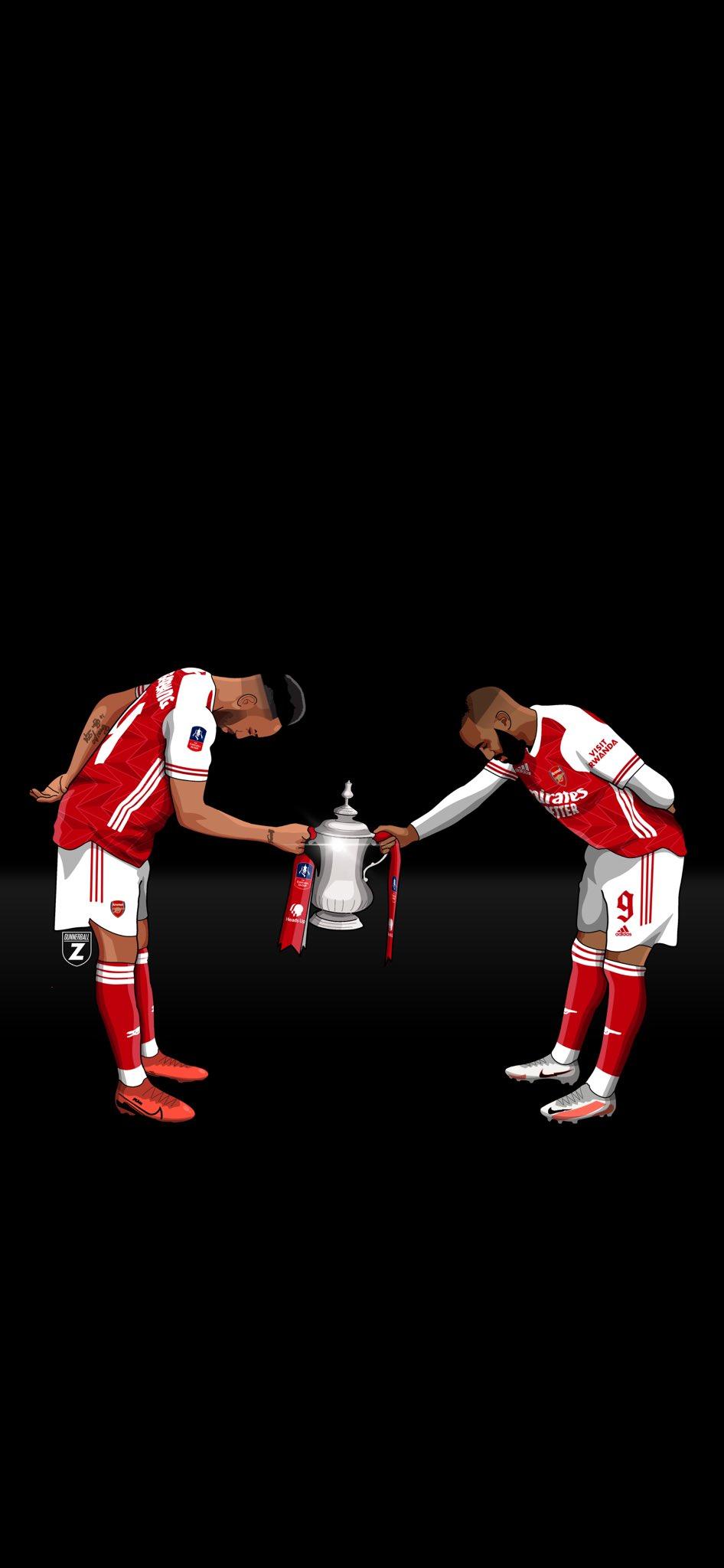 gunnerballz on twitter fa cup final