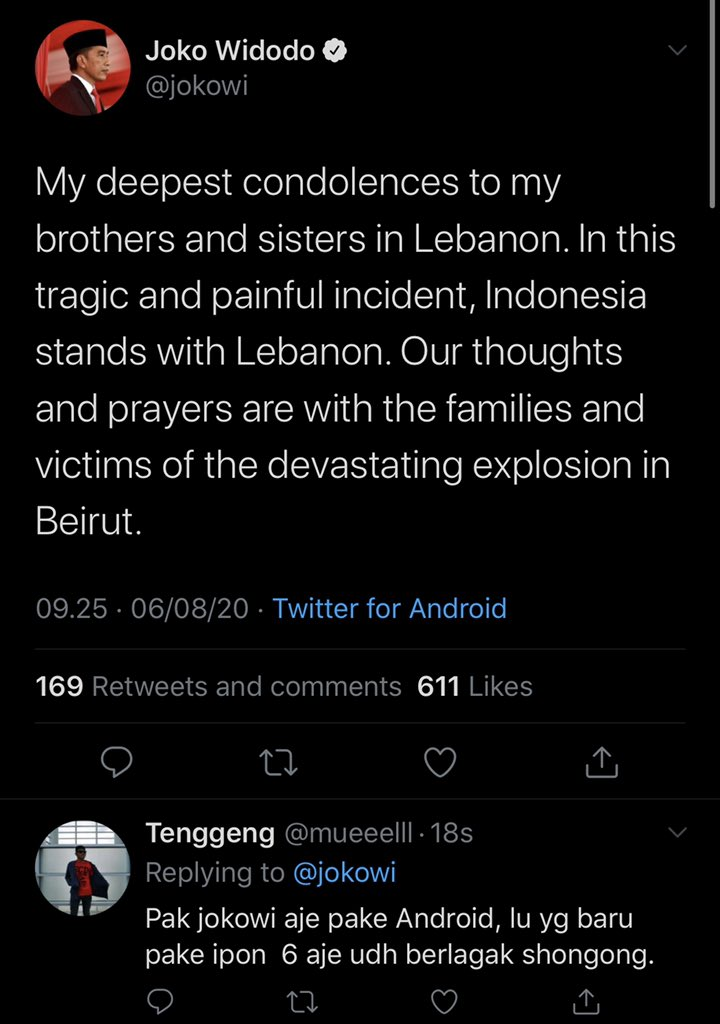 My Deepest Condolences Artinya : deepest, condolences, artinya, Penjelajah, Malam, Twitter:,