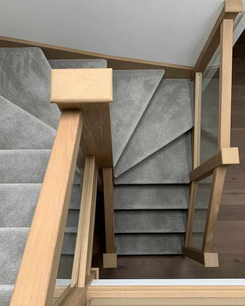 Pear Stairs Pearstairs Twitter   Design Your Own Staircase   Metal   Stairway   Painted   Handrail   Grand Entrance