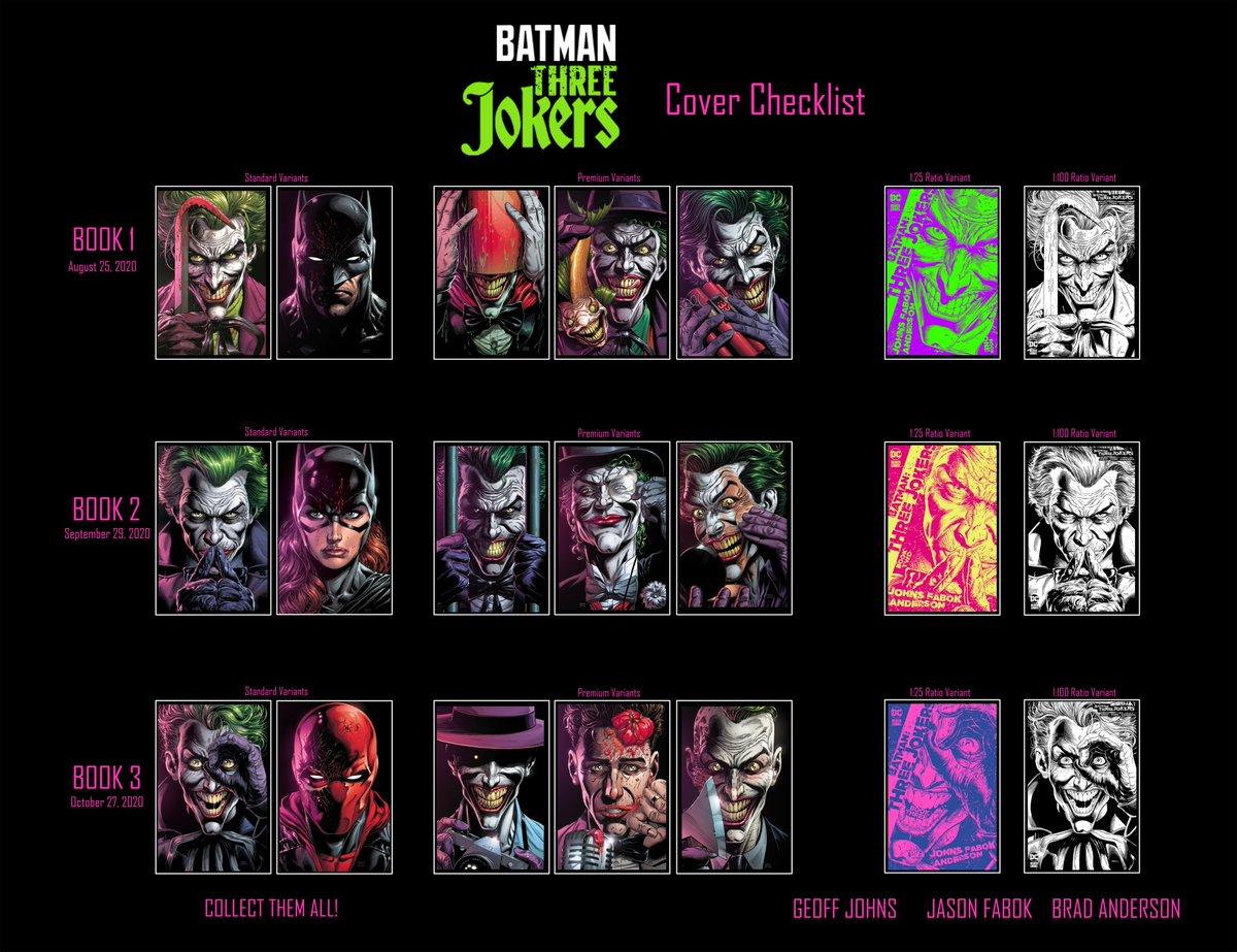 [閒聊] 蝙蝠俠:三個小丑 1 大仇已報 - 看板 C_Chat - 批踢踢實業坊