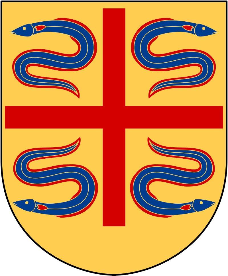 I Am Four Eels : Farbror, Frippe, Twitter:, Municipality, Sölvesborg, (also, Sweden), Arms.…, Https://t.co/PD8MIfR2kK