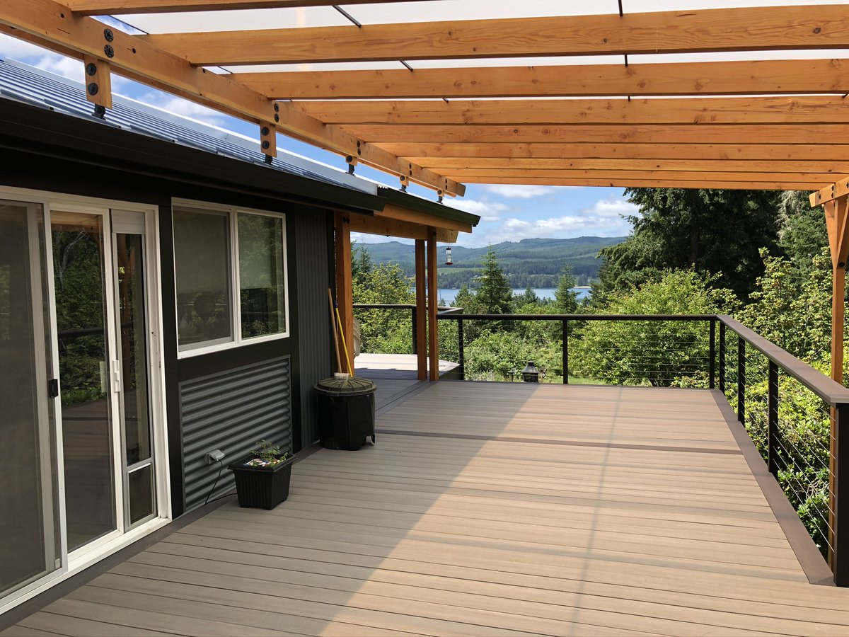 patio roof riser on twitter keep your