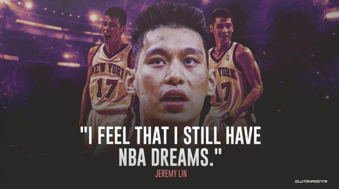 We are with you, Jeremy Lin 🙏