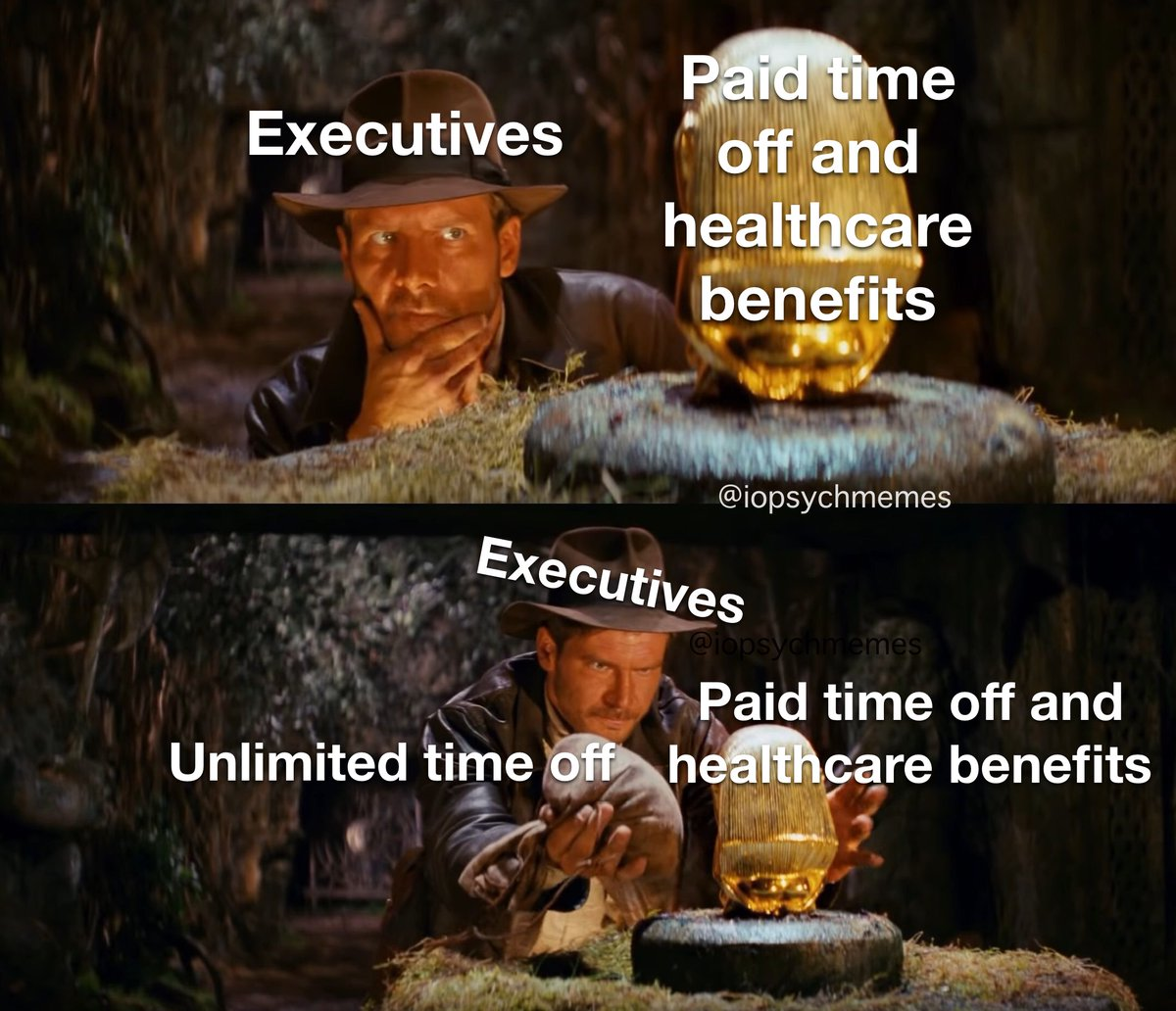 I O Psych Memes On Twitter Unlimited Vacation Time Sounds Awesome But It Comes At A Price Gigworkers Gigeconomy Ohpsych Iopsych Iopsychmemes Psychology Psychologymemes Psychmemes Appsych Tx Dr Lbarber For Help On This Meme