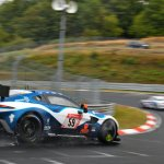 Aston Martin Racing On Twitter Darkness Has Fallen On The Nordschleife As The 24hnbr Move Towards Five Hours Racing Complete The Garage 59 Aston Martin Vantage Gt8r Is Currently Third In The Sp8t