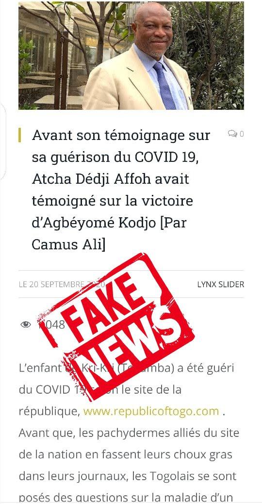 Affoh Atcha Dédji (@AffohAtcha) | تويتر